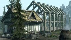"""Как построить дом в """"Скайриме"""""""