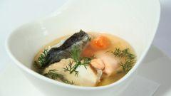 Как просто сварить суп из копченой рыбы