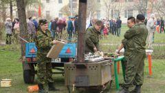 Военно-полевая кухня: особые рецепты на 9 Мая