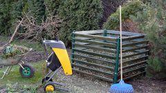 Удобрение из отходов: создаем компостную кучу