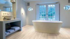 Можно ли укладывать ламинат в ванной