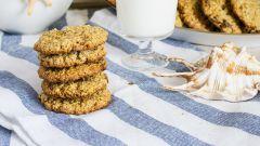 Два рецепта вкуснейшего овсяного печенья