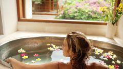 Как приготовить травяную ванну