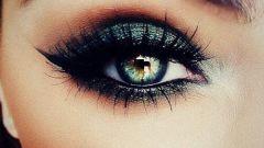 Эффектный макияж для зеленых глаз
