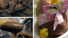 Нетрадиционные традиции: шоколадные яйца к Светлой Пасхе