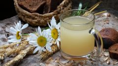 Homemade recipes kvass