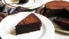 Кулинария для ленивых: шоколадный пирог, приготовленный всего в одной посуде