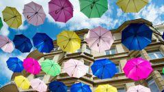 Почему нельзя открывать зонт дома