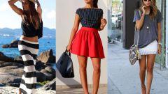 Модные юбки 2015: неотъемлемая часть женского гардероба