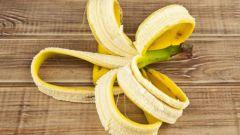 10 способов использования банановой кожуры в быту