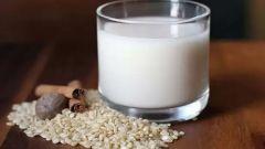 Как похудеть с помощью рисового молока