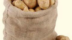 Картофель: приготовление и хранение