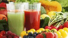 8 соков для похудения