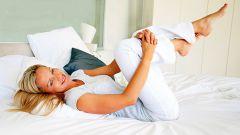 Как сделать зарядку, не вставая с кровати
