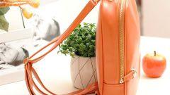 Рюкзак – неизменно модный аксессуар