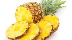Маски для лица из ананаса