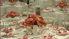 Виды свадебного декора