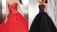 Как выбрать корсетное платье