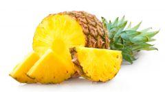 Как почистить и порезать ананас в домашних условиях