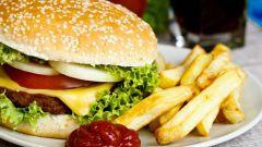 Где найти полезный Fast Food