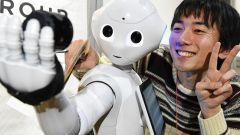 Прикоснуться к будущему с роботом Pepper