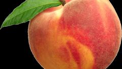 Польза персика