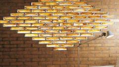 Использование стеклоблоков в дизайне квартиры