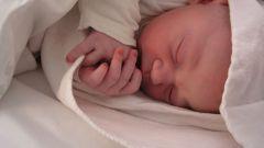 Развитие ребенка до 1 месяца по неделям