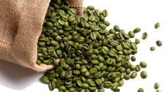 Польза и вред зеленого кофе