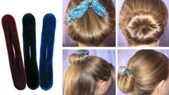 How easy it is to make a device for hairstyles