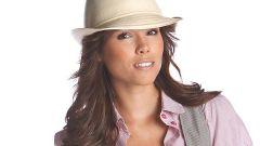 """Шляпа """"федора"""" - модная деталь женского гардероба"""