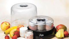 Как приготовить йогурт в йогуртнице