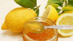 Как сделать лимонное варенье