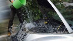 Правила эксплуатации автомобиля в жаркую погоду