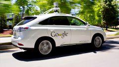 Автомобиль будущего – беспилотник Google
