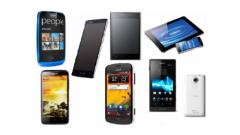 Топ-5 смартфонов 2015 года