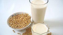 Польза соевого молока