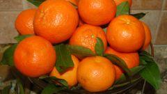 Полезные качества мандаринов
