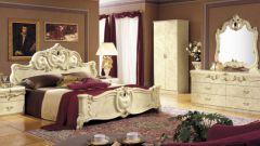 Как оформить спальню в итальянском стиле