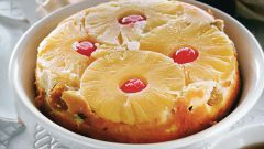 Как приготовить творожную запеканку с ананасом