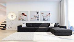 Как украсить стену фотографиями