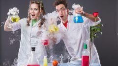 Эксперименты в домашних условиях