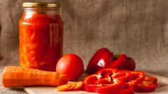 Как приготовить лечо из перца и помидоров