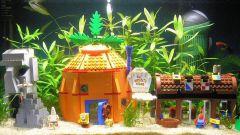 Три идеи  из Лего для дома