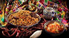 Особенности узбекской кухни
