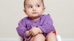 Как познакомить ребенка с горшком?