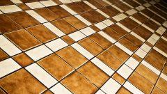 Как правильно выровнять пол для укладки плитки