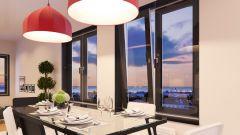 На острие технологий и дизайна: выбираем стильные окна