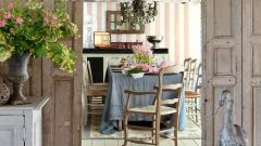 Как создать интерьер в стиле прованс дома