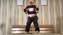 Гиперактивность у ребенка